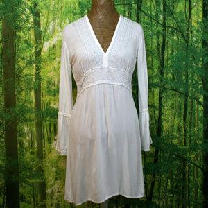 Calypso Christiane Celle Boho Embroidered XS Dress
